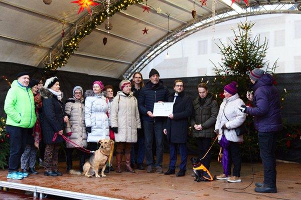 Weihnachtsmarkt Traunreut